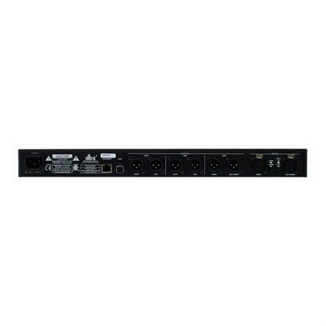 Speaker Management Dbx Driverack Pa dbx driverack pa 2 loudspeaker management system ebay