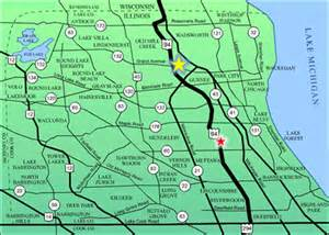 Illinois Tollway Map by Top Tri State Tollway 294 History Wallpapers