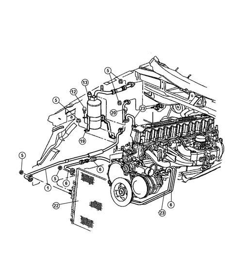 beach jeep accessories 2001 jeep grand cherokee accumulator suction line air