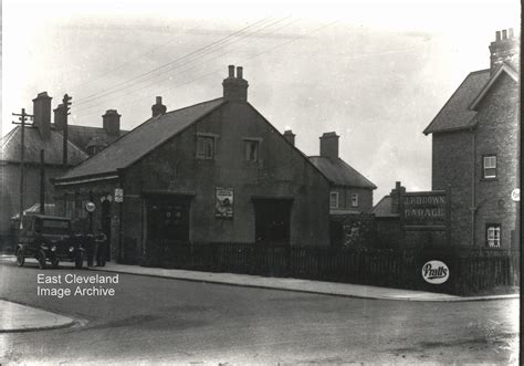 West Road Garage by Former Chapel On West Road 171 East Cleveland Image Archive