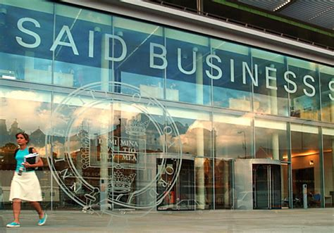 Oxford Mba Deadline by Business School Admissions Mba Admission