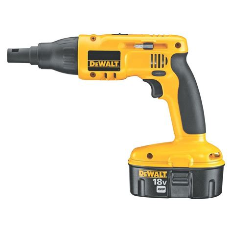 Best Price On Kitchen Faucets by Dewalt 18 Volt Ni Cad Cordless Drywall Deck Screwdriver