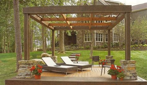 building a freestanding pergola 25 best ideas about free standing pergola on