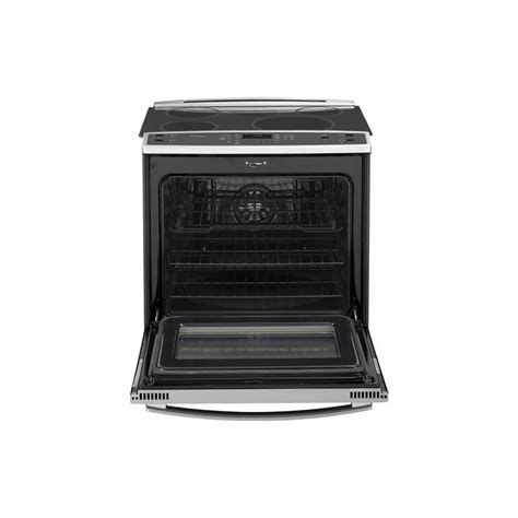 Ge Profile Microwave Drawer by Ge Profile Series 30 Quot Slide In Induction And Convection Range With Warming Drawer Appliance