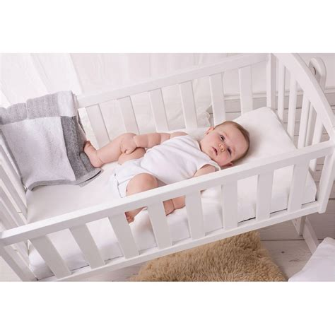 Baby Crib With Mattress Sleepcurve Crib Mattress