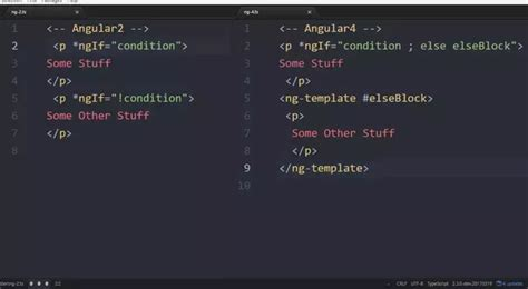 pattern validation angular 4 what is the difference between angular 2 and angular 4