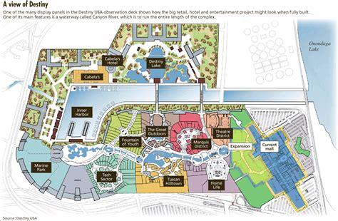 destiny usa map of mall destiny usa hours stores directory of syracuse mall