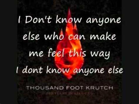 Thousand Foot Krutch Made In - thousand foot krutch anyone else lyrics chords chordify