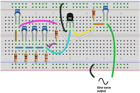 circuit to breadboard converter circuit to breadboard converter 28 images analogue to digital conversion on an atmega168