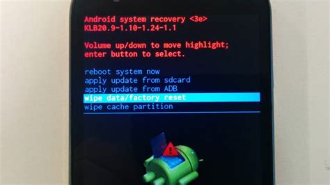 reset android from safe mode use recovery mode for troubleshooting android phones pc