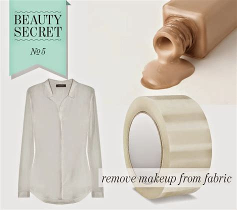 Fashion Advice Removing Make Up Stains by How To Remove Foundation Stains From Clothing Makeup