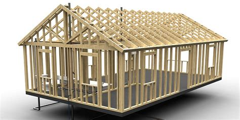A Frame House Kits Cost by Timber Frame