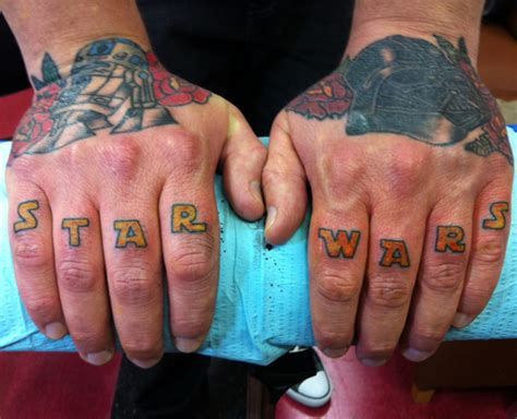 knuckle tattoo fail 27 of the worst star wars tattoos in the galaxy team