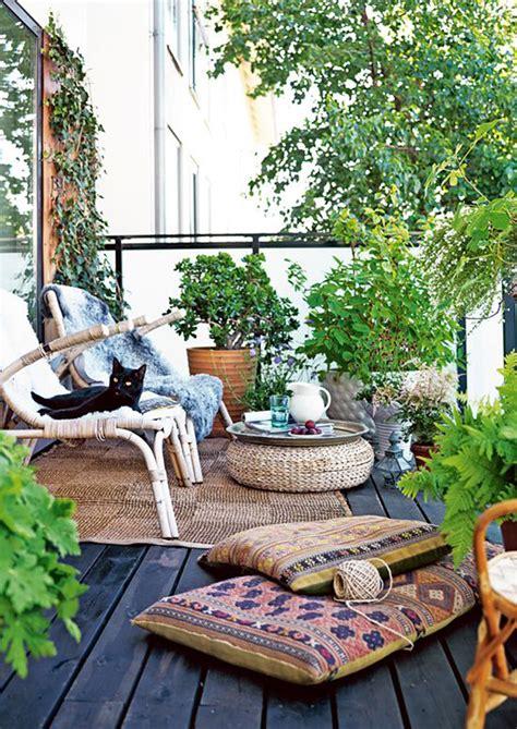 arredare balcone idee 21 idee per arredare un piccolo balcone casa it
