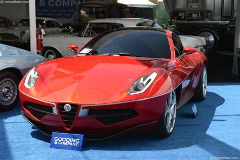 alfa romeo disco volante 2012 price 2012 alfa romeo disco volante concept at the gooding and