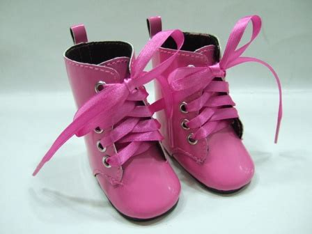 Boot Adl P G 509 Pink by Boots Wholesale Doll Clothes Doll Shoes Doll Accessories