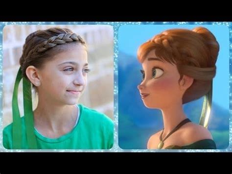 anna hairstyles games anna coronation hairstyle hair and beauty pinterest