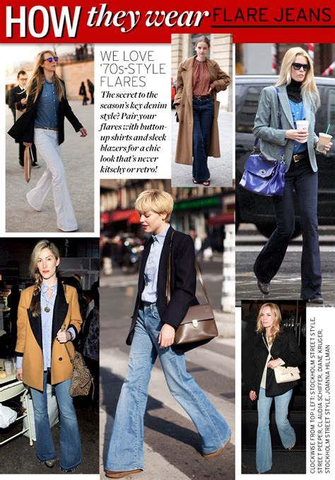 how to wear flare pants flare pants are in style flare jeans whowhatwear com