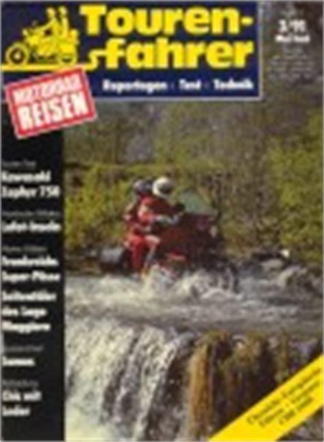 Motorrad Zeitschrift 1992 by Kawasaki Zephyr Modelle In Motorrad Zeitschriften Test