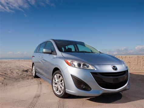 2012 mazda 5 price 2012 mazda mazda5 specs and prices car news reviews