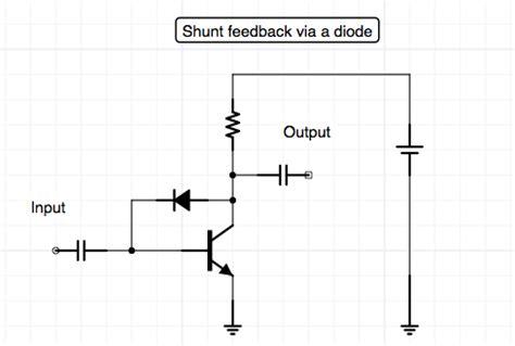 diode shunt shunt diode 28 images concise electronics for geeks zener diode shunt regulator question
