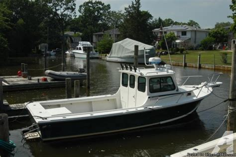 Boat Steigercraft 25 Chesapeake Pilot House 2002 Original Owner For Sale In
