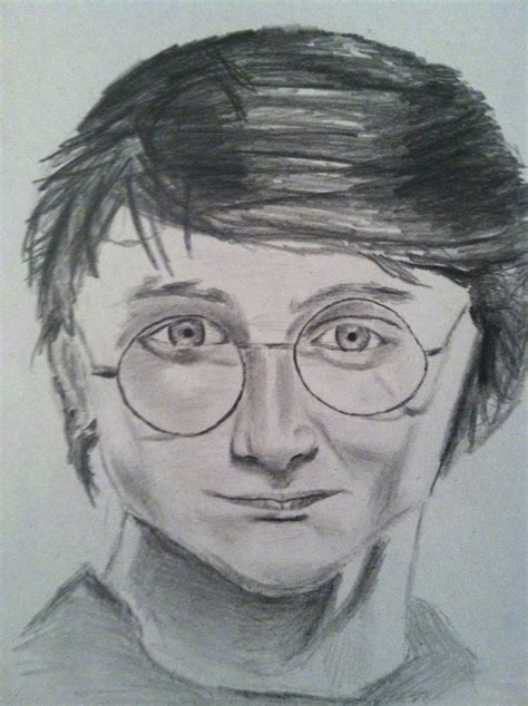 Harry Styles Tattoos Iphone Dan Semua Hp pencil drawing of harry potter by floridastate on deviantart