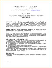 lawn care contract template doc 585694 lawn service contract template 7 lawn