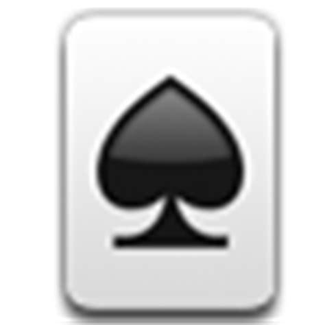 spade emoji emojisaurus poker face