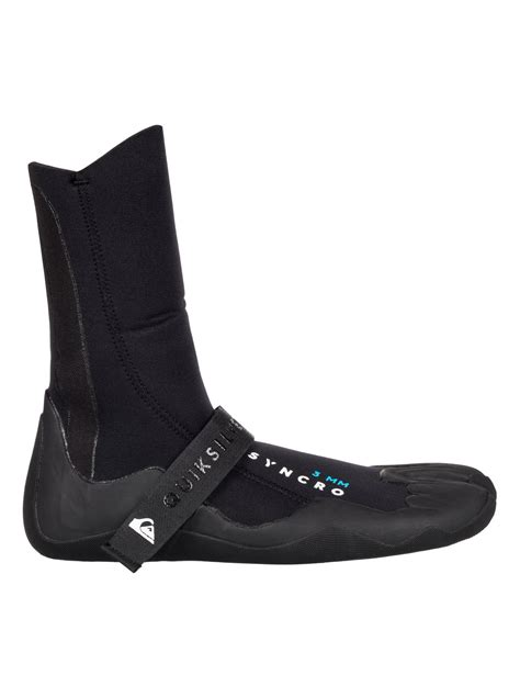 surf boots 3mm syncro surf boots 3613372138836 quiksilver