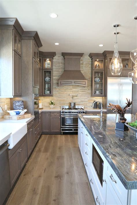 white  stained kitchen cabinets  glennbeckreportcom
