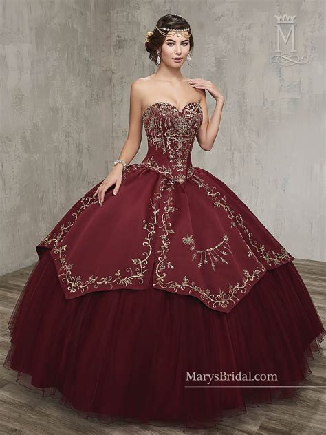 marys bridal  quinceanera dress madamebridalcom