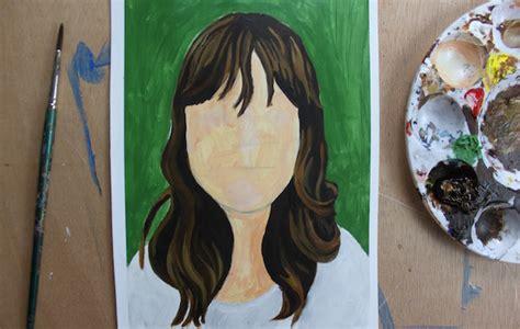 watercolor tutorial hair luscious locks step by step how to paint hair