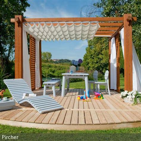 Terrassen Pavillon Holz by 1000 Ideen Zu Outdoor Sonnenschutz Auf