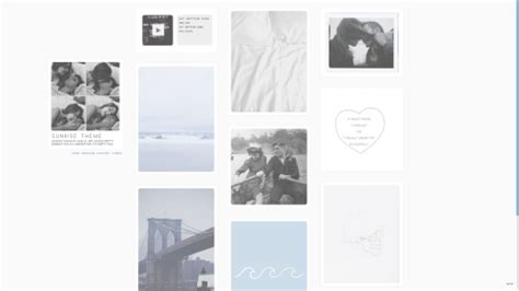 themes tumblr tl boragelevn tumblr grid themes free html