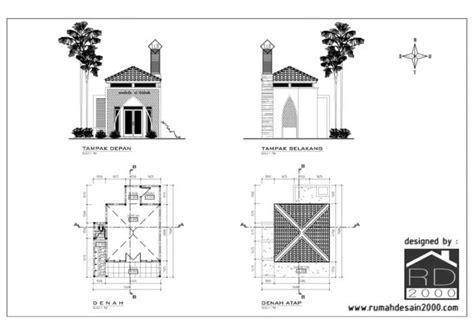desain atap mushola desain musholla mungil minimalis rumah desain 2000