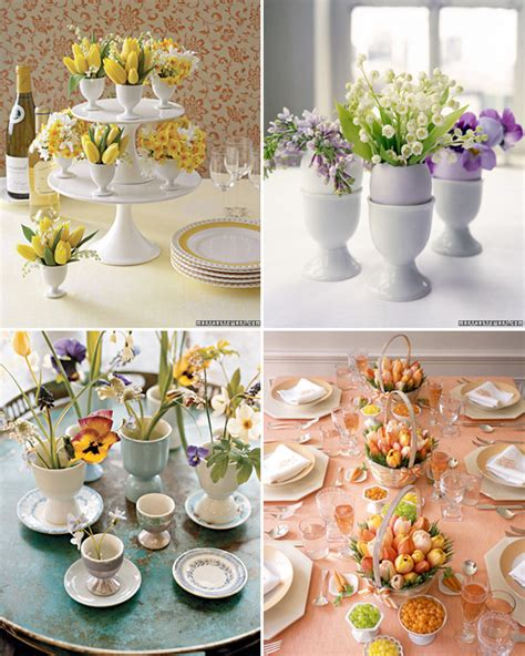 spring table decorations glorious and attractive spring wedding decoration themes