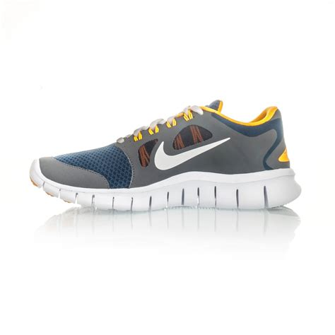 nike free 5 0 boys running shoes nike free 5 0 gs boys running shoes grey yellow
