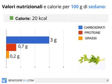 sedano controindicazioni sedano propriet 224 valori nutrizionali benefici e