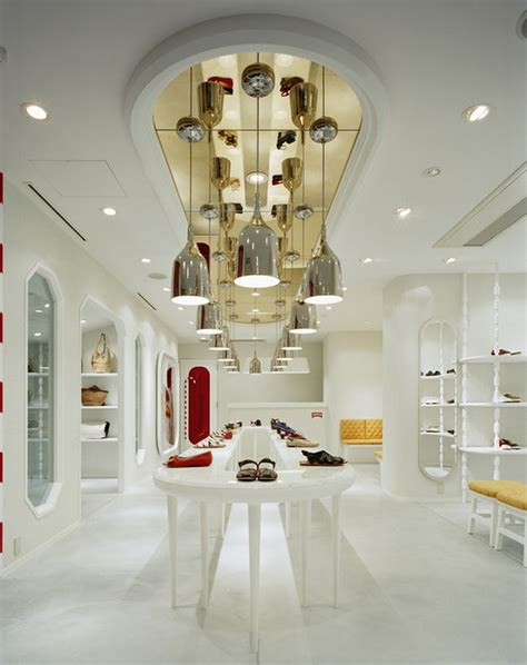 shop interior design ideas white lacquer shop interior design ideas home design