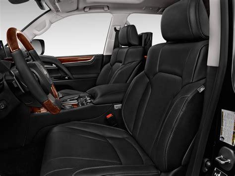 lexus lx interior 2017 image 2017 lexus lx lx 570 4wd front seats size 1024 x
