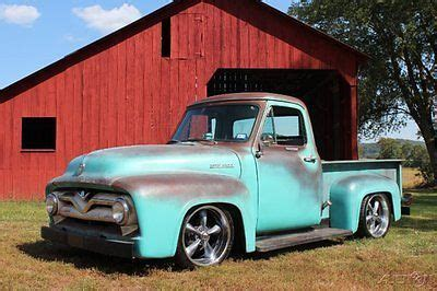 Desk Fan Gmc 717 20 Inch 1954 ford f 100 rat rod restomod 406ci auto pdb ps