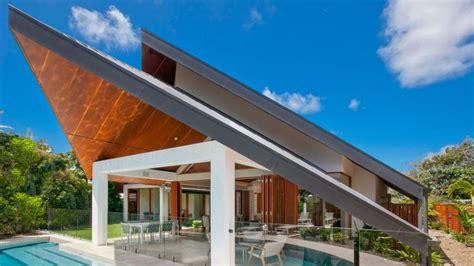 Swimming Pool Designer Traditional Tropical Architecture Peaks On Sunshine Coast