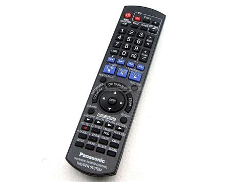 Remot Romote Dvd Home Theater Ori Akb73636109 new panasonic universal remote n2qayb000150