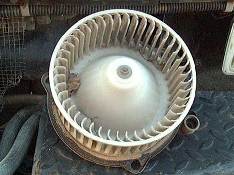 ac fan motor gets blower repairs