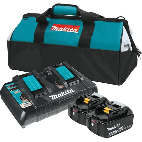makita 18 volt lithium ion charger makita 18 volt lxt lithium ion battery and dual port