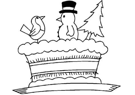 christmas cake coloring pages christmas cake kids coloring pages realistic coloring pages
