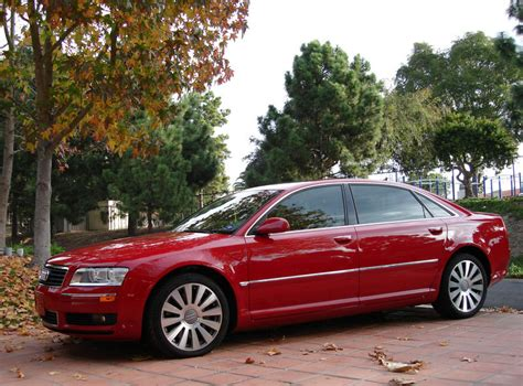 Audi A8 Rot by 2007 Audi A8 200 Interior And Exterior Images