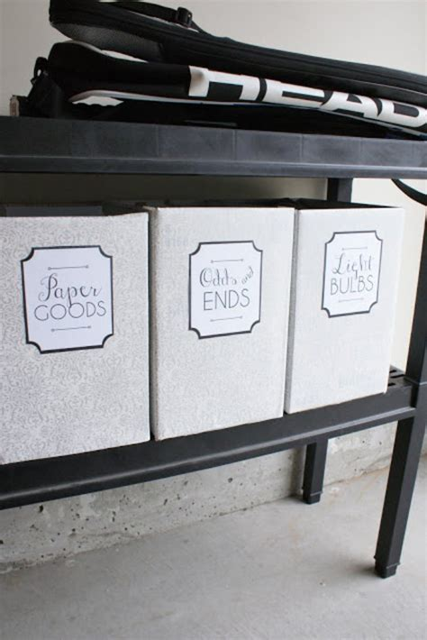 Garage Storage Labels 21 Free Labels To Get You Organized Printables Tip Junkie