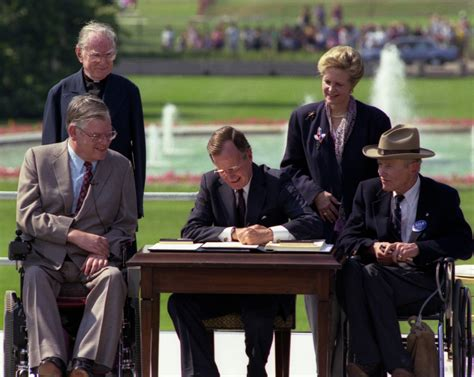 white house disability records of right vote americans with disabilities act pieces of history